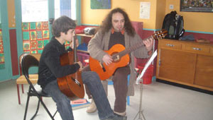cours de musique